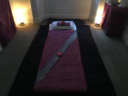 เตียงนวดไทย